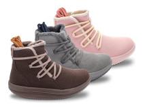 Comfort Ankle Boots Lace Ниски чизми