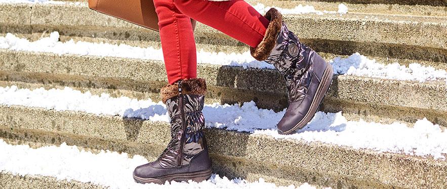 Walkmaxx зимски чизми за мажи и жени