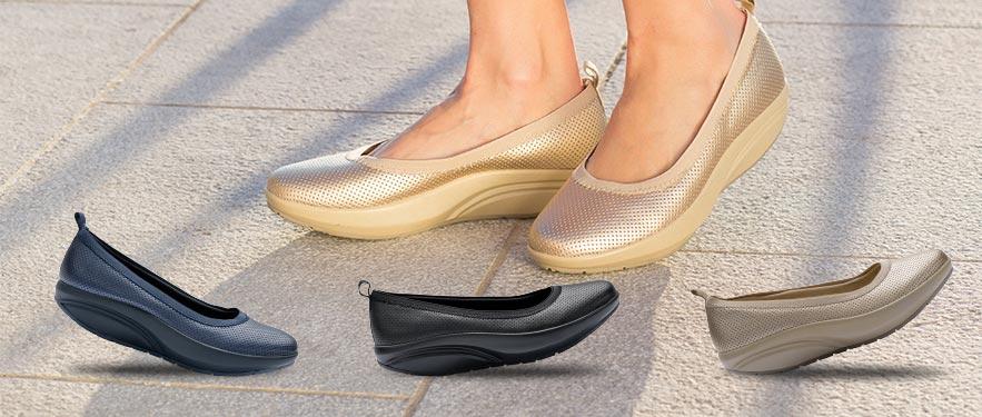 Walkmaxx Comfort Elegant 2.0 Балетанки
