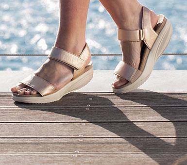 НОВИ Pure Женски сандали