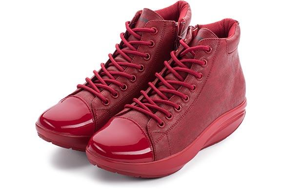 Walkmaxx Comfort Wedge Shoes With Zipper 3.0